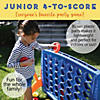ECR4Kids Junior 4-to-Score Giant Game Set - Primary Colors Image Thumbnail 3