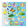 Egg-Cellent Make-An-Easter-Basket Sticker Scenes Image Thumbnail 3