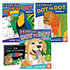 Extreme Dot to Dot: Animal Favorites Set of 3 with FREE MARKERS Image Thumbnail 1