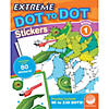 Extreme Dot to Dot Stickers: Book 1 Image Thumbnail 1