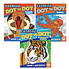 Extreme Dot to Dot: Wildlife Wonders Set of 3