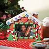 Gingerbread House Picture Frame Magnet Craft Kit Image Thumbnail 3