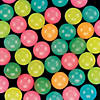 Glow-in-the-Dark Bouncy Balls - 144 Pc. Image Thumbnail 4