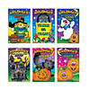 Halloween Activity Pads Image Thumbnail 1