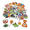 Halloween Candy Self-Adhesive Foam Shapes Image Thumbnail 1