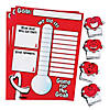 Healthy Heart Jump Rope Goal Tracker Set Image Thumbnail 1