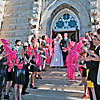 Hot Pink Ribbon Wands Image Thumbnail 2