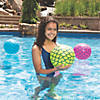 "Inflatable 11"" Mermaid Scales Medium Beach Balls Image Thumbnail 2"