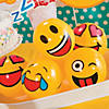 "Inflatable 5"" Emoji Mini Beach Balls Image Thumbnail 3"
