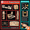 KEVA Building Idea Cards: Set of 4