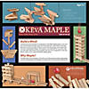 KEVA Maple: 50 Plank Set Image Thumbnail 2