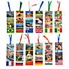 Laminated Cultures of the World Bookmarks Image Thumbnail 3