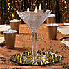 Large Plastic Martini Glasses Image Thumbnail 3