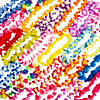 Luau Party Bulk Polyester Lei Assortment - 50 Pc. Image Thumbnail 1