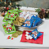 Marshmallow Snowman Candy Treat Packs Image Thumbnail 2