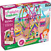 Mighty Makers Fun on the Ferris Wheel Building Set