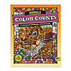 MindWare® Color Counts - Animals Coloring Book Image Thumbnail 1