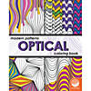Modern Patterns Optical Coloring Book Image Thumbnail 1