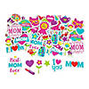 Mother's Day Self-Adhesive Shapes Image Thumbnail 1