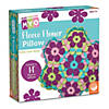 MYO Fleece Flower Pillow Image Thumbnail 1
