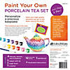 Paint Your Own Porcelain Tea Set Image Thumbnail 5