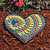Paint Your Own Stepping Stone: Heart Image Thumbnail 1