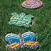 Paint Your Own Stepping Stones: Set of 3 Image Thumbnail 2