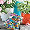 Paint Your Own Stone: Mosaic Bunny