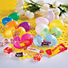 Pastel Candy-Filled Plastic Easter Eggs - 24 Pc. Image Thumbnail 2