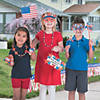 Patriotic Glasses Craft Kit Image Thumbnail 5