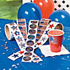 Patriotic Rolls of Stickers Assortment Image Thumbnail 2