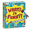 Peaceable Kingdom What's So Funny Diary (Jokes Reveal Diary) Image Thumbnail 1