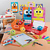 Plush Googly Eye Dry Erase Board Erasers Image Thumbnail 3