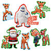 Rudolph the Red-Nosed Reindeer<sup>&#174;</sup> Christmas Cutouts Image Thumbnail 1