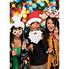 Santa & Elf Costume Photo Stick Props Image Thumbnail 3
