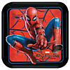 Spider-Man: Far From Home™ Square Paper Dinner Plates - 8 Ct.