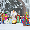 Super Deluxe Nativity Yard Scene Image Thumbnail 1