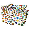 Super Rolls of Stickers Assortment Image Thumbnail 1