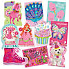 Tickled Pink 10 Birthday Card Assortment Pack Image Thumbnail 1