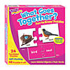 TREND enterprises, Inc. What Goes Together? Fun-to-Know® Jigsaw Puzzles Image Thumbnail 1