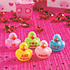 Valentine's Day Rubber Duckies Image Thumbnail 2