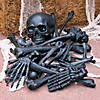 Black Bag of Bones Halloween Decoration Image Thumbnail 1