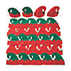 Bulk Elf Hats with Bells - 30 Pc. Image Thumbnail 1