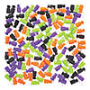 Bulk Halloween Mini Bubble Bottles - 144 Pc. Image Thumbnail 1