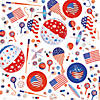 Bulk Patriotic Toy Assortment - 1000 Pc. Image Thumbnail 1