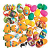 Bulk Toy-Filled Plastic Easter Egg Assortment - 240 Pc. Image Thumbnail 1