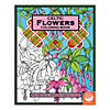 Celtic Flowers Coloring Book Image Thumbnail 1