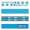Child Abuse Awareness Pencils - 24 Pc. Image Thumbnail 1