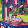 Cloth Patriotic Bunting - 20 ft. Image Thumbnail 3