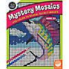 Color By Number Mystery Mosaics: Book 10